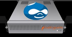 hosting Drupal